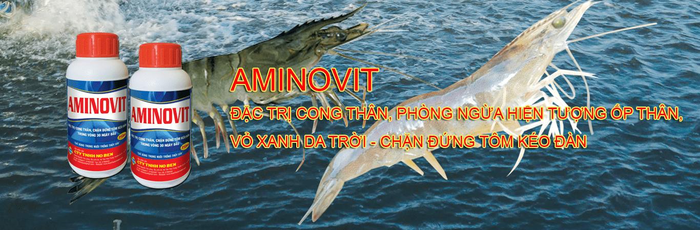 CÔNG TY TNHH NOBEN (THUỐC THỦY SẢN NOBEN)